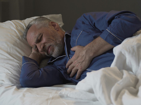 Snoring won't kill you, but what's causing it might...