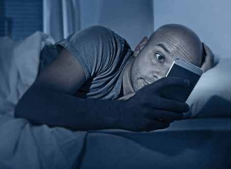 Why having your phone next to your bed could be dangerous...