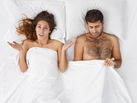Sex and Sleep Apnea