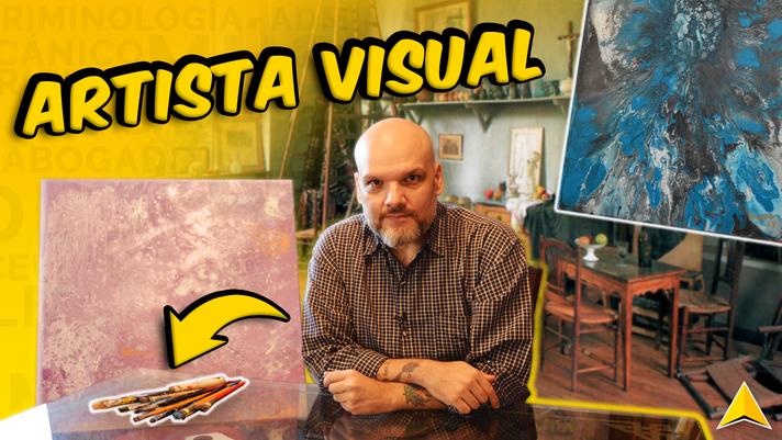 Lic. en Artes Visuales - Fausto Cantú