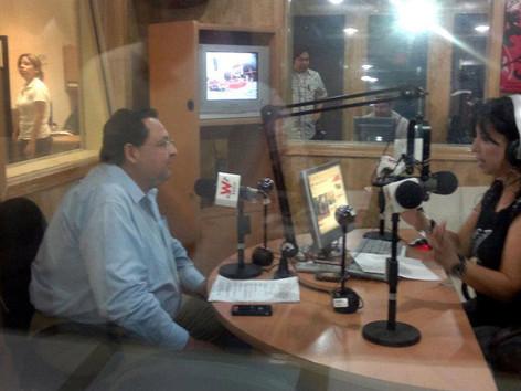 Juventud Blocao en W Radio