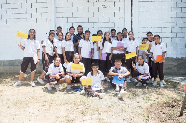 Cuando Seas Grande Finalizando el Ciclo Escolar con los Jóvenes de la Secundaría #67