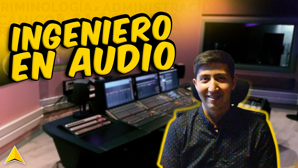Gilberto García - Ing. en Audio