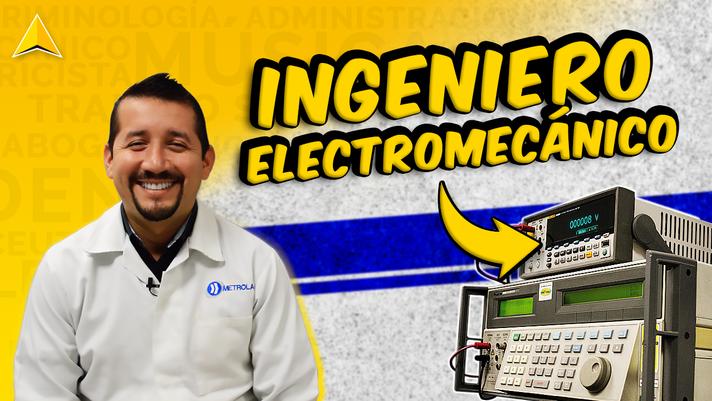 Ing. Mecánico Electricista - Javier Pérez