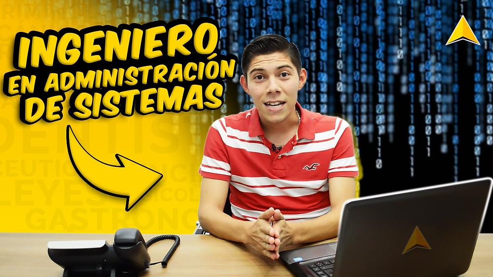 Jorge Mendoza - Ing. Administrador de Sistemas