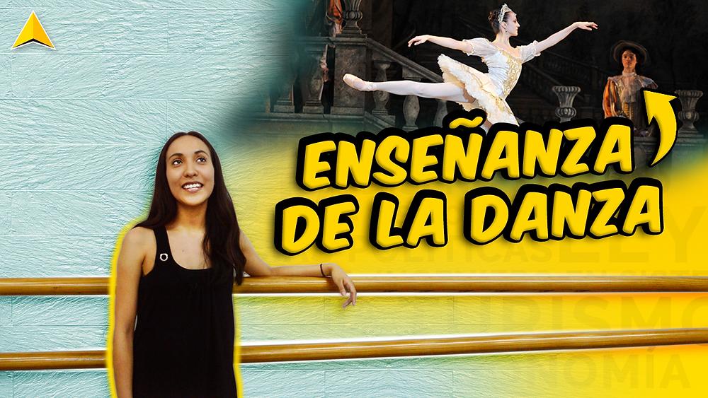 Paulina Quiroz - Enseñanza de la Danza