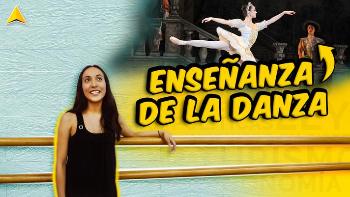 Lic. en Enseñanza de la Danza - Paulina Quiroz
