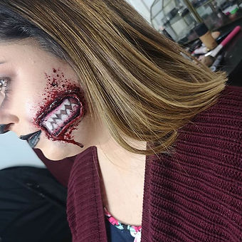Students work from SFX course today @bee