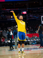 Steph Curry photo taken by Robert Banez