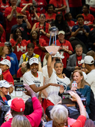 Washington Mystics photo taken by Robert Banez