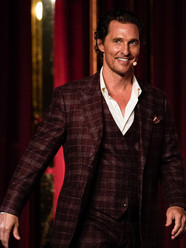 Matthew Mcconaughey photo taken by Robert Banez