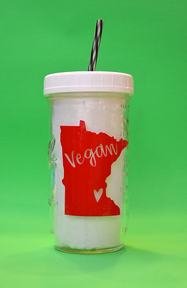 Minnesota Vegan Jar