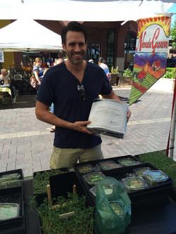 Urban Hydro Greens Grow Kit