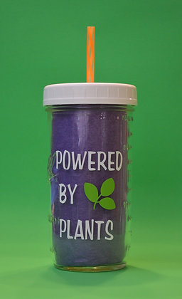 Powered By Plants Jar
