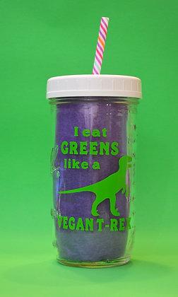 Vegan T-Rex Jar