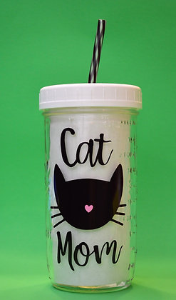 Cat Mom Jar