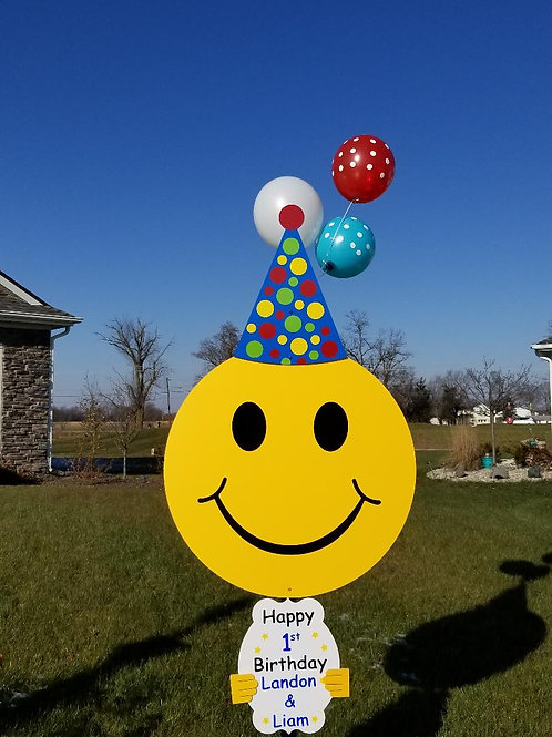 Birthday Smiley