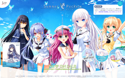 Summer Pockets / Key/Visual Art's