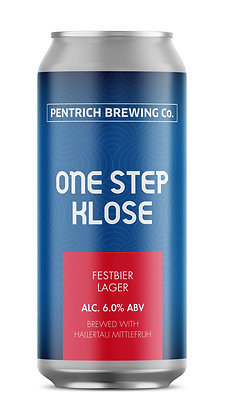 One Step Klose | 6% | Festbier Lager | 440ml