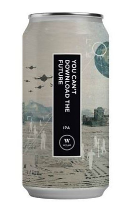 You Can't Download the Future | 6.5% | IPA