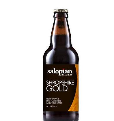 Shropshire Gold | 3.8% | Bitter