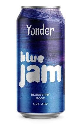 Blue Jam | 4.2% | Gose | Blueberry