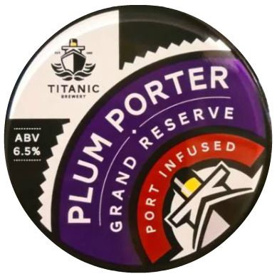 GROWLER FILL | Plumb Porter Grand Reserve Port Infused | 6.5% | PINT