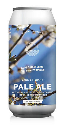 Apple Blossoms On Hewitt Street | 4.2% | Pale Ale