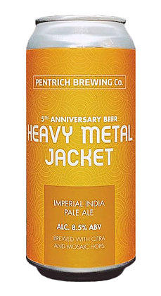 Heavy Metal Jacket | 8.5% | IIPA | 440ml