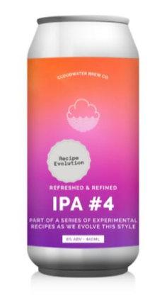 IPA Recipe Evolution #4 | 6% | IPA