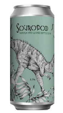 Souropod Papaya & Lychee | 5.7% | Kettle Sour