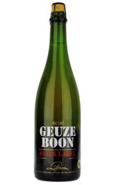 Boon Geuze Black Label v4 | 7.0% | Sour