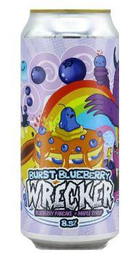 Burst Blueberry 'WRECKER' | 8.5% | Fruit Beer