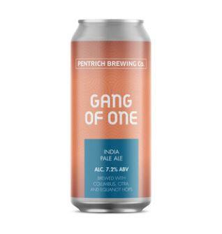 Gang Of One | 7.2% | IPA