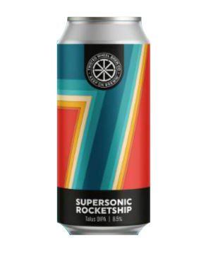 Supersonic Rocketship | 8.5% | DIPA