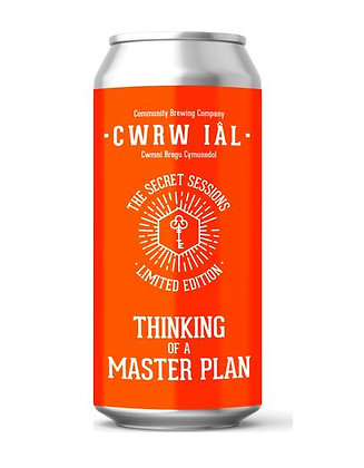 Thinking of a Masterplan | 5.8% | IPA Fruited