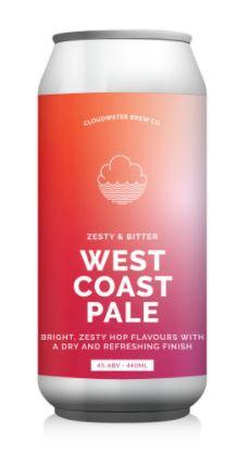 West Coast Pale | 4.0% | Pale Ale