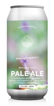 How Wonderful   3.7   Pale Ale