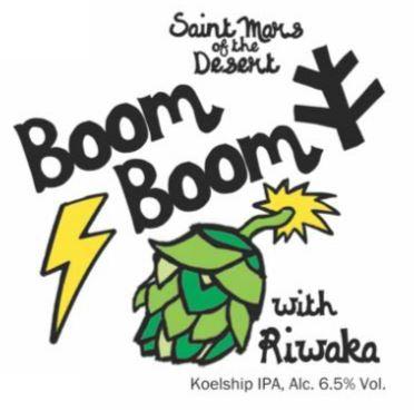 BoomBoom | 6.5% | Koelship IPA | 440ml