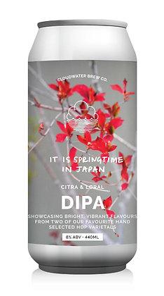 It Is Springtime In Japan | 8% | IPA | 440ml