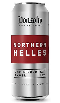 Northern Helles | 4.2% | Lager Helles