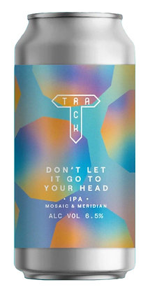 Don't Let It Go To Your Head   6.5%   IPA