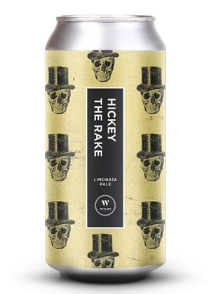 Hickey The Rake | 4.2% | Limonata Pale