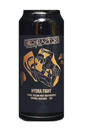 Hydra Fight | 7.2% | Mango, Passionfruit and Pineapple Imperial Lassi Gose