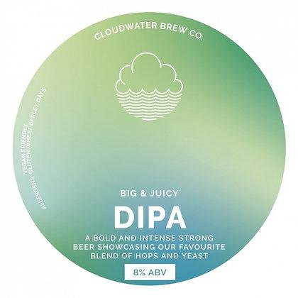 Growler Fill   DIPA   8.0%    ½ PINT