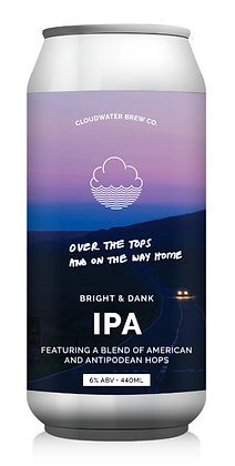 Over The Tops And On The Way Home | 6.0% | IPA | 440ml
