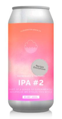 IPA Recipe Evolution #2   6%   IPA   440ml