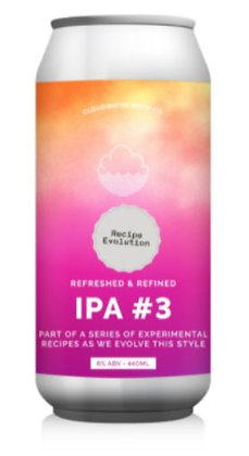 IPA Recipe Evolution #3 | 6% | IPA