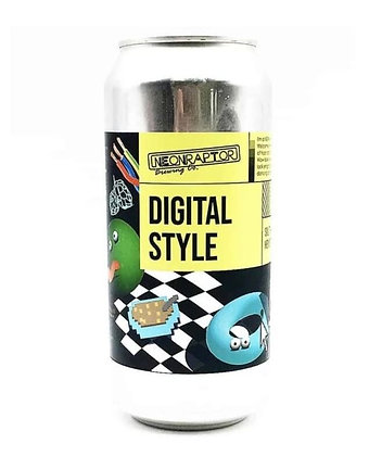 Digital Style | 7% | IPA