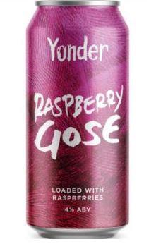 Raspberry Gose | 4.0% | Gose